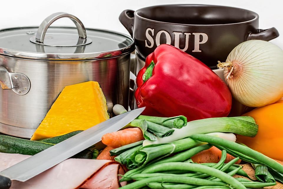 Proč vařit zeleninu.